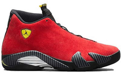 Jordan 14 Retro Challenge Red 654459-670