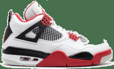 Jordan 4 Retro Fire Red (2012) 308497-110