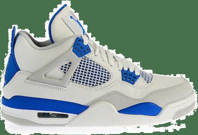 Jordan 4 Retro Military Blue (2012) 308497-105