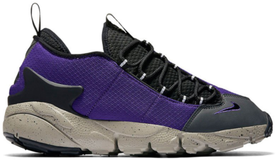 Nike Air Footscape Nm Court Purple/Black-Light Taupe 852629-500