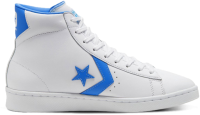 Converse Pro Leather Mid White 166813C