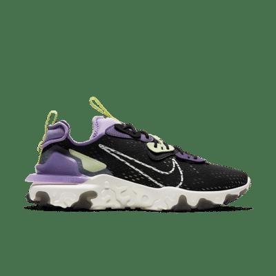 Nike React Vision 'Gravity Purple' Black/Dark Smoke Grey/Gravity Purple/Sail CD4373-002