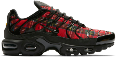 Nike Air Max Plus Tartan Black (W) AV9955-001