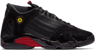 Jordan 14 Retro Last Shot 2018 (GS) 487524-003