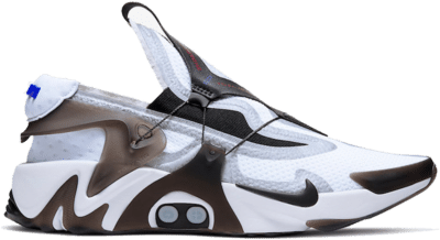 Nike Adapt Huarache White Black BV6397-110