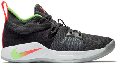 Nike PG 2 Anthracite Hot Punch AJ2039-005