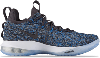 Nike LeBron 15 Low Signal Blue AO1755-400