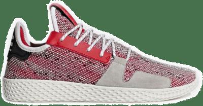 adidas Tennis Hu V2 Pharrell Solar Pack Scarlet BB9542