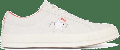 Converse One Star Ox Hello Kitty Grey 162937C