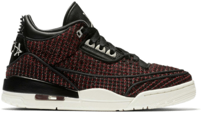 Jordan 3 Retro AWOK Vogue University Red (W) BQ3195-601