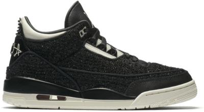 Jordan 3 Retro AWOK Vogue Black (W) BQ3195-001