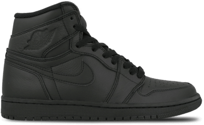 Jordan 1 Retro High OG Black 555088-022