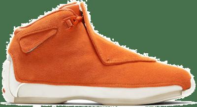 Jordan 18 Retro Campfire Orange AA2494-801