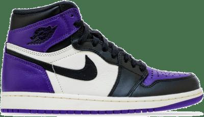 Jordan 1 Retro High Court Purple (GS) 575441-501