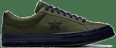 Converse One Star Ox Carhartt WIP Olive 162820C
