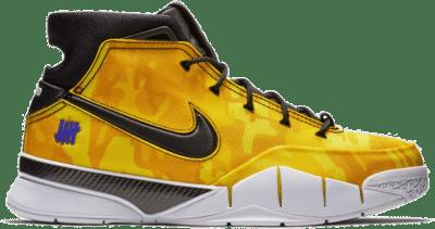 Nike Kobe 1 Protro Undefeated Yellow Camo (La Brea) BV1207-901
