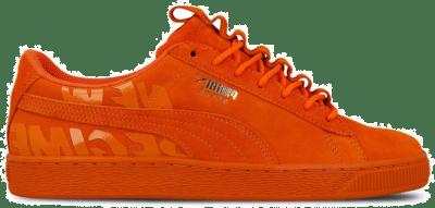 Puma Suede Atelier New Regime Orange 366534-01