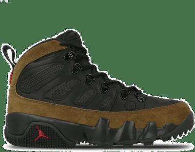 Jordan 9 Retro Boot Military Brown AR4491-200