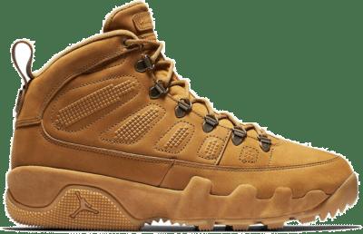 Jordan 9 Retro Boot Wheat AR4491-700