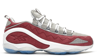 Reebok Dmx Run 10 x Sneakersnstuff Red CN4516