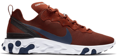 Nike React Element 55 Mars Stone Midnight Navy BQ6166-600