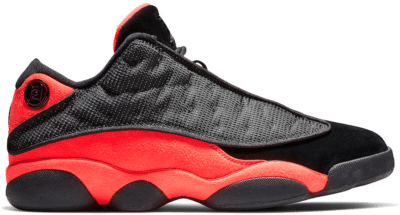 Jordan 13 Retro Low Clot Black Red AT3102-006