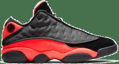 Jordan 13 Retro Low CLOT Black Red AT3102-006