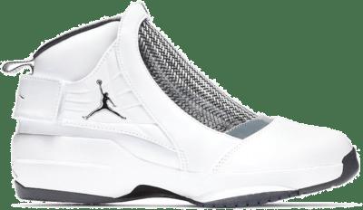 Jordan 19 Retro White Flint Grey AQ9213-100