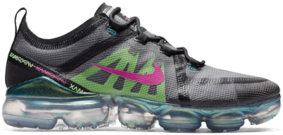 Nike Air VaporMax 2019 Premium Black Active Fuchsia Photo Blue AT6810-001