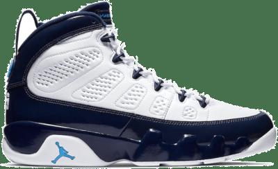 Jordan 9 Retro Pearl Blue 302370-145