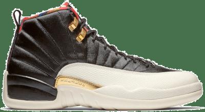 Jordan 12 Retro Chinese New Year 2019 (GS) BQ6497-006
