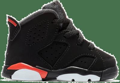 Jordan 6 Retro Black Infrared 2019 (TD) 384667-060
