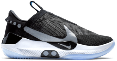 Nike Adapt BB Black Pure Platinum (US Charger) AO2582-001