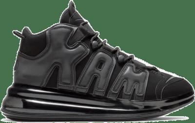 Nike Air More Uptempo 720 Black BQ7668-001