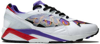 "Asics x Sneakerwolf GEL-KAYANO Trainer ""White"" 1193A164-100"