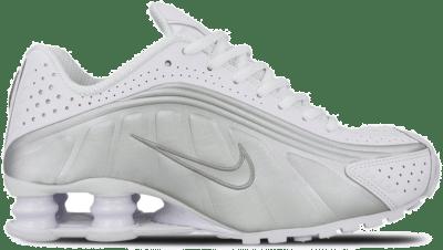 Nike Wmns Shox R4 White AR3565-101