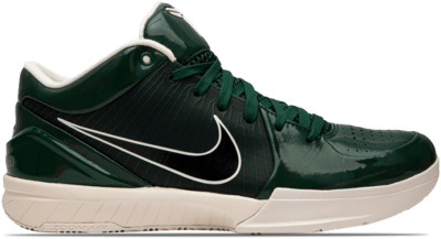 Nike Kobe 4 Protro Undefeated Milwaukee Bucks CQ3869-301