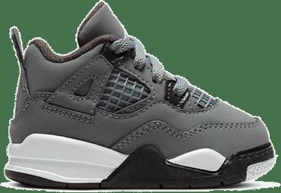 "Air Jordan 4 Retro TD ""Cool Grey"" BQ7670-007"