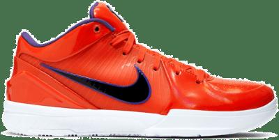 Nike Kobe 4 Protro Undefeated Phoenix Suns CQ3869-800