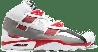 Nike Air Trainer SC High White Varsity Red Black 302346-107