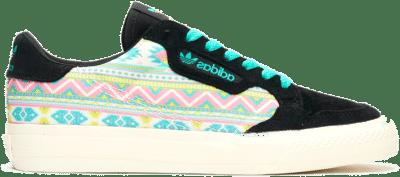 Adidas Wmns Arizona Continental Vulc Black  EG7976