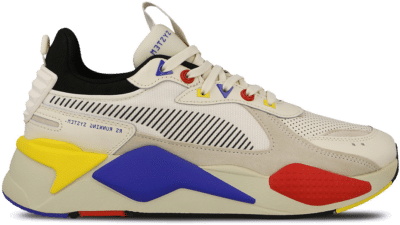 "Puma RS-X Colour Theory ""Whisper White"" 370920-01"