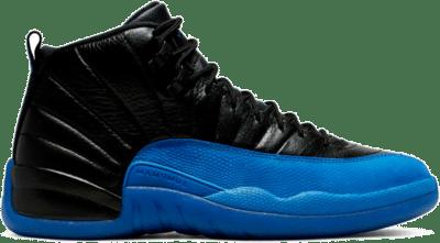 Jordan 12 Retro Black Game Royal 130690-014