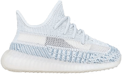 adidas Yeezy Boost 350 V2 Cloud White (Infant) FW3046