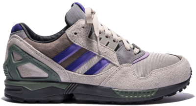 adidas ZX9000 Packer Shoes Meadow Violet EG8971