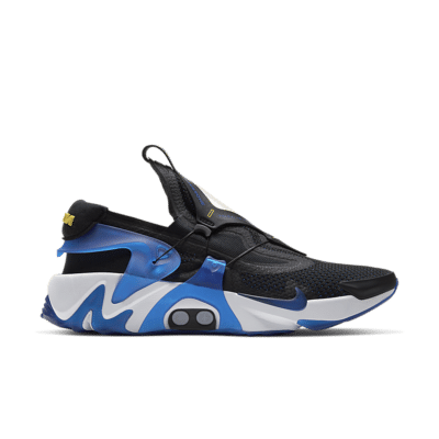 Nike Adapt Huarache 'Black/Racer Blue' Black/Racer Blue CT4092-001