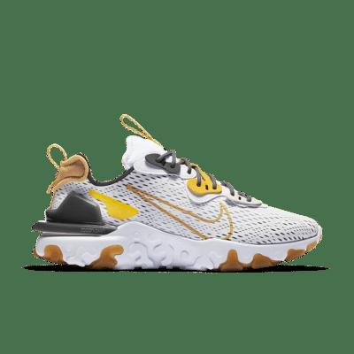 Nike React Vision 'Honeycomb' White/Iron Grey/Vast Grey/Honeycomb CD4373-100