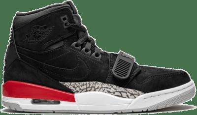 Jordan Legacy 312 Black Fire Red AV3922-060