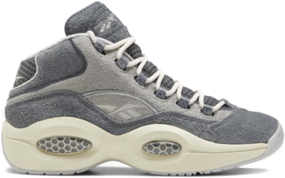 Reebok Question Mid Grey Suede FW0875