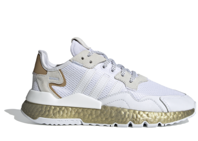 adidas Originals Wmns Nite Jogger Cloud White  FV4138